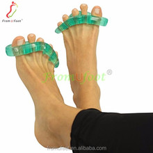 ZRWA02 Gel five toe toe stretcher separator for Hallux Valgus