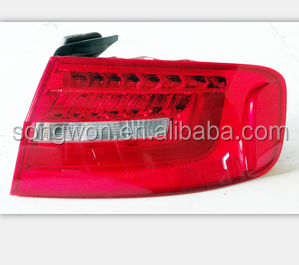 for audi A4 A4B9 led tail light