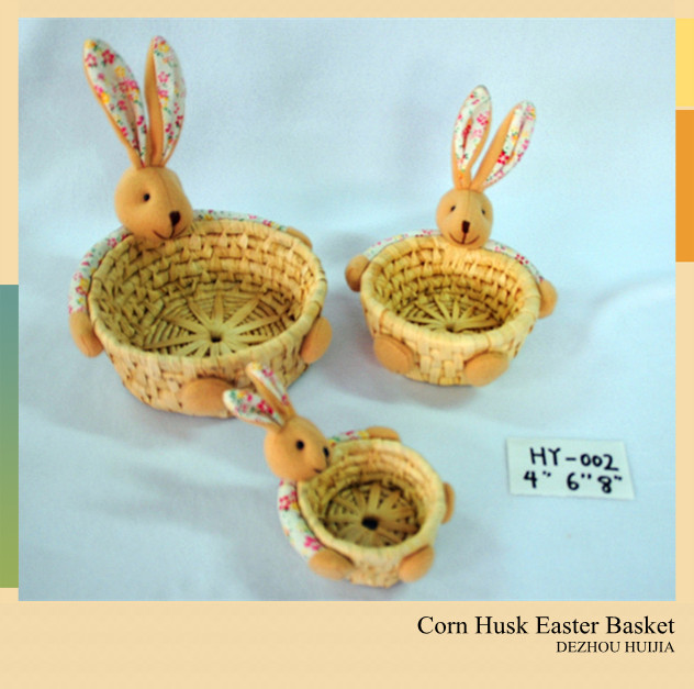 Easter Decoration Basket