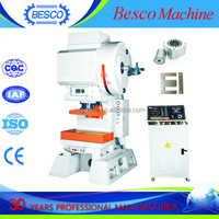 high speed C frame hand punch press ISO CE certified
