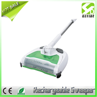 gas powered swivel home hand held sweeper