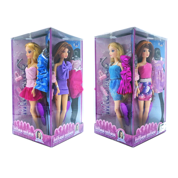 Free Sample 11.5 Inch Barbie Doll Dress-Up Kids Games