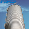 hot sell Plastic Storage Silo with Feeding and Discharging Systems