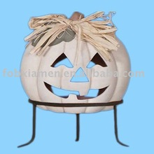 pumpkin outdoor BBQ stove