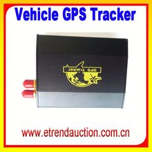 Professional Vehicle GPS Tracker Quad-band GPS Tracker