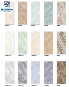 Sunnda toilet wall art ceramic shower wall tile 200x500mm