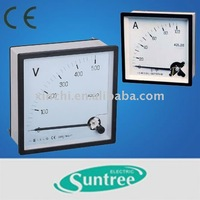 42L20 analog panel meter 120*120mm AC/DC ammeter voltmeter Frequency Hz power kw power factor COS