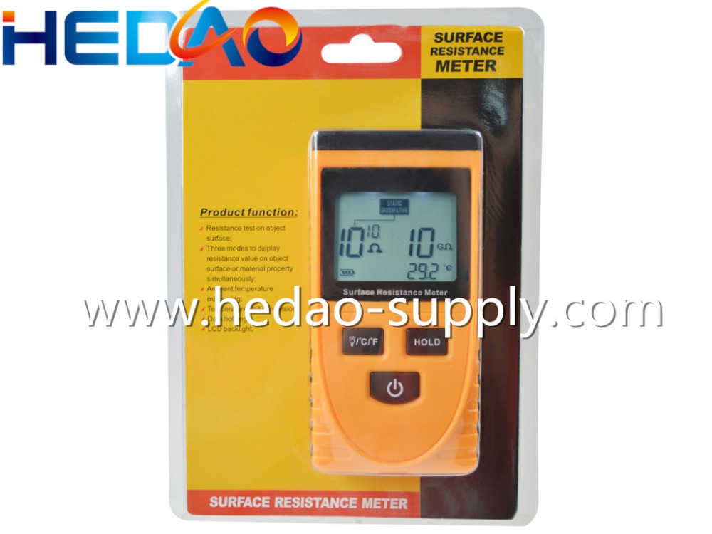 Surface Electric Resistance meter HD3110