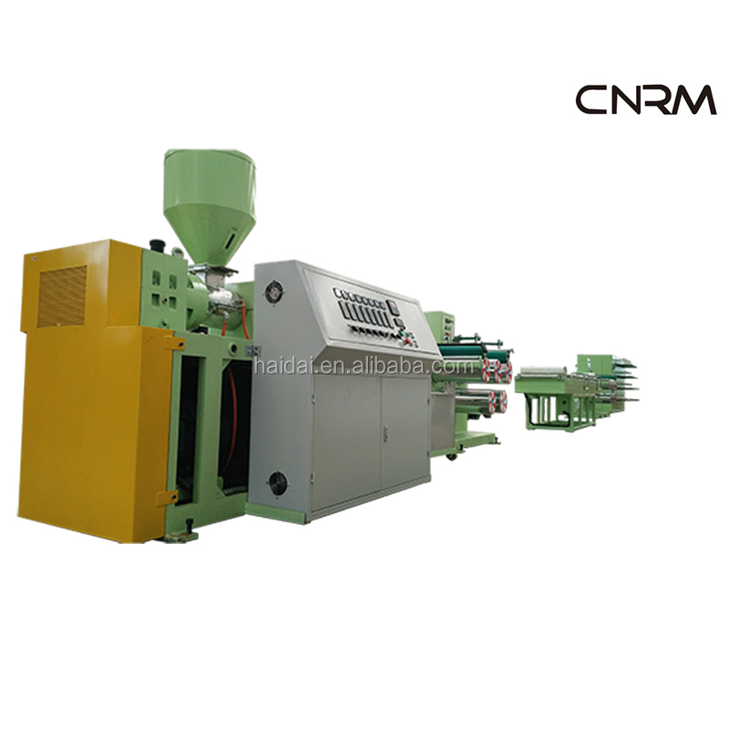 Making PP Twisted rope Completed Line/PP extruder machine