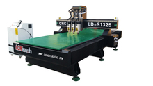 Full automatic woodworking equipment for guitar