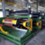 Low voltage foil winding machine for transformer manufacturing