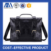 Leather Bag Men Leather Briefcase for 14'' Laptop Bag zipper bag