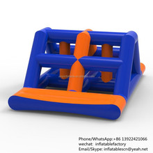 PK 2016 Hot Sale Challenge Game Inflatable Giant Water Obstacle Course Cheap Price