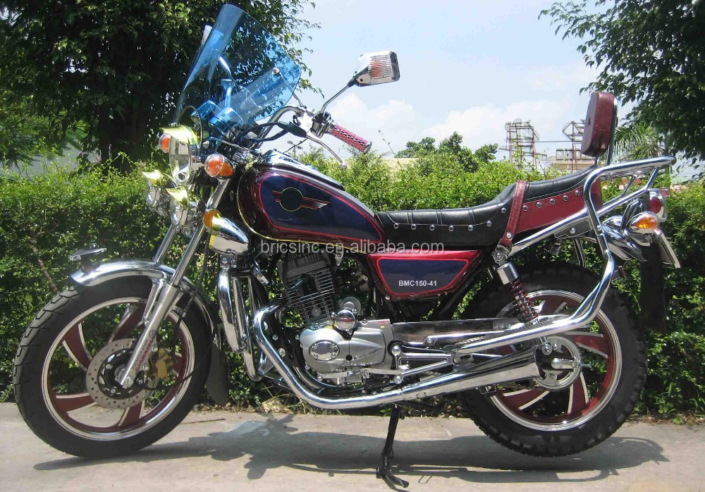 China Manufacturer 150cc Chopper Motorcycle