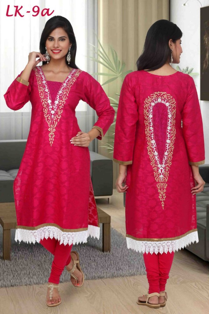Latest kurti designs for girls for stitching 2015