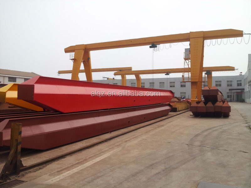 LD model 5T small electric single-girder monorail crane