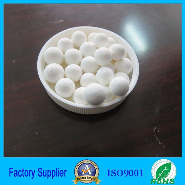 purity white sphere alumina catalyst pellet