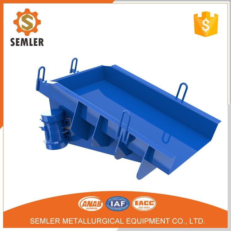 Mineral Processing Rotary Vane Feeder