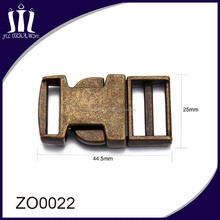 Custom metal die casting interlocking safety belt buckle maker