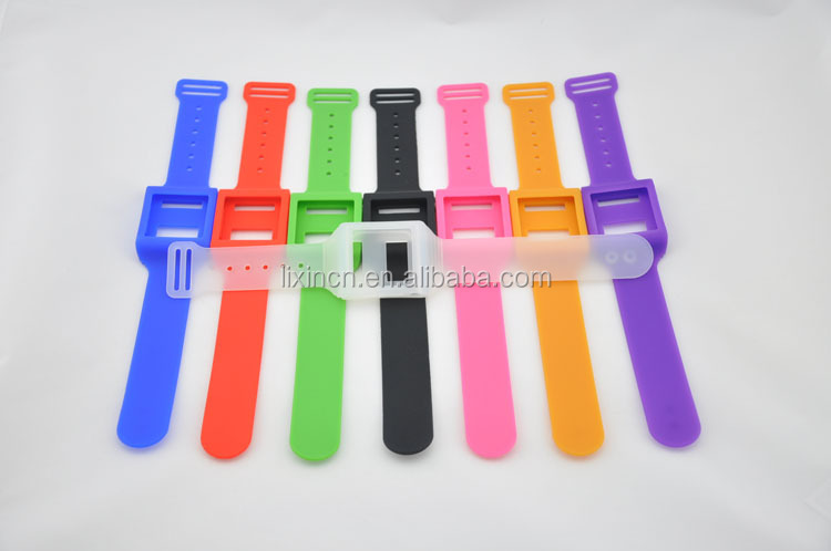 Apple watch band silicone machine factory china manucfacture