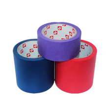 No Residue Crepe Paper Automative Double Sided Masking Tape