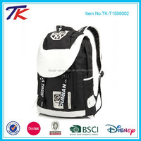Multi-color Korean Style Backpack Plush Book Bag Waterproof School Bag for Unisex