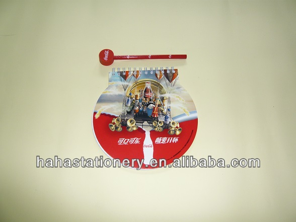 Football memo pad with pen/shape memo pad,whenzhou