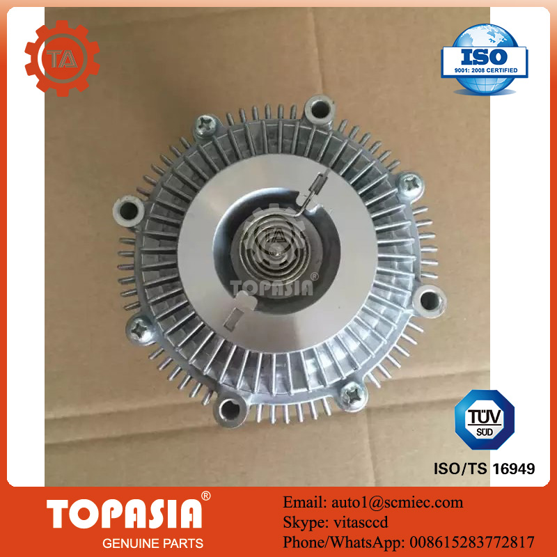 TOPASIA Auto Silicon Oil Fan Clutch for Toyota Hiace 2L LH112 16210-54180