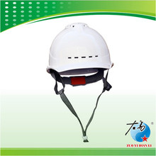 FTV-W standard ppe safety new design industrial safety helmets with visor