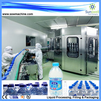 New Customized Bottled Mineral/Pure Water Packaging Machine