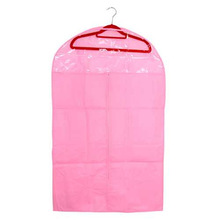 Recycled non woven zippered foldable garment bags