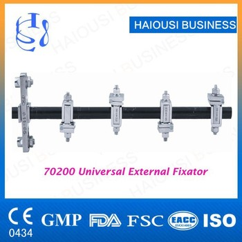 Orthopedic External Fixators