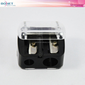 BSP0007B double holes plastic make-up sharpener