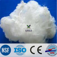 PP Staple Fiber Apply to non woven fabric
