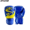 Professional made high quality custom print leather boxing gloves fitness heated mittens