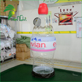 Customized Inflatable PVC Water Bottle for Advertising