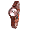 2018 newst handmade wooden watch sandalwood women wrist watch