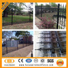 China vendors hot sale cheap decorative wrought iron fence