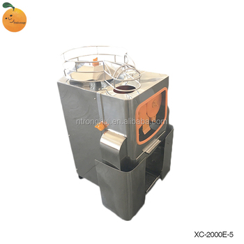 Hot Sale Fruit Vegetable Juicer For Frozen Yogurt Store