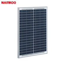 guangdong good power supply 20w small solar panels factory direct
