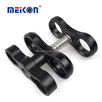 Meikon Aluminum Alloy Clamp for Underwater Arm System