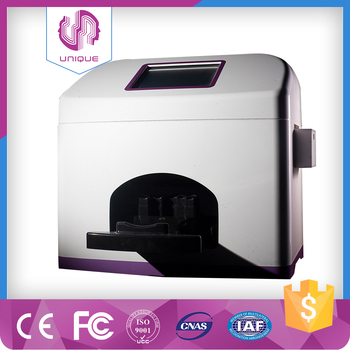 CE FCC ROHS Approved Nail Printer 8-year golden supplier