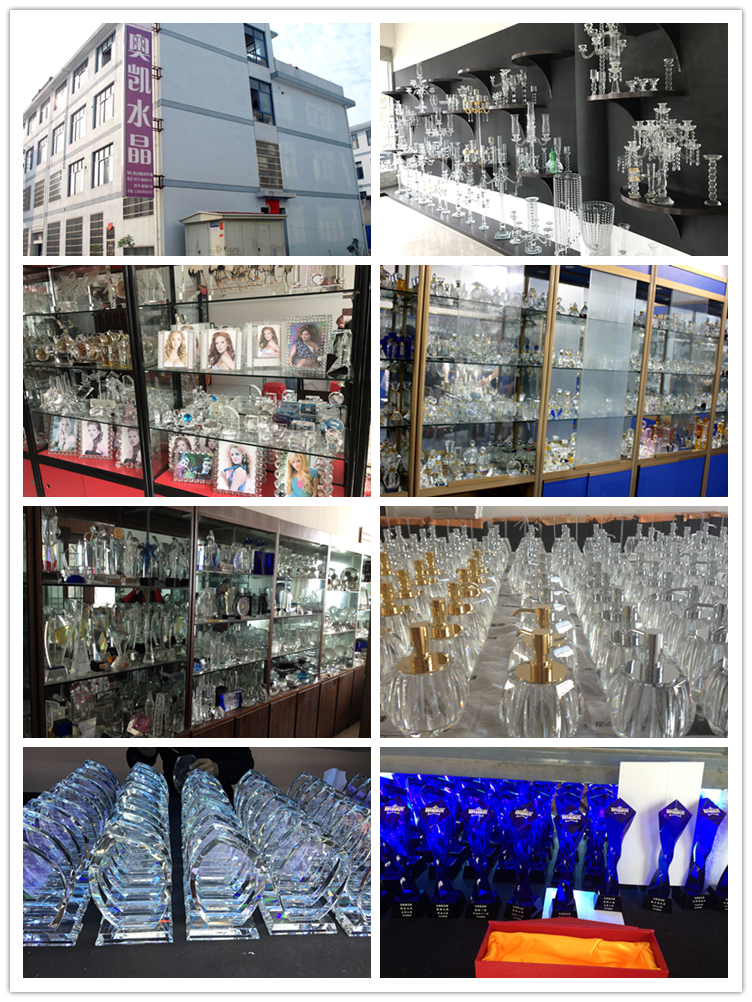 Pujiang factory supply Shield shape jade glass awards/wholesale cheap glass trophy award/glass blank medal