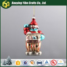 Popular acrylic christmas ornaments gift and craft