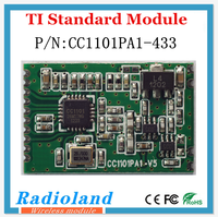 CC1101PA1-433 433.92mhz wireless rf receiver module wireless video transmitter module