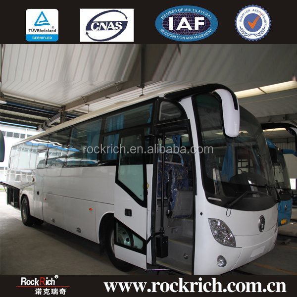 Dongfeng brand luxury bus for sale malaysia