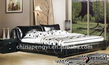 Low price king size modern furniture opium bed PY-332 I