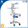 BT-NR01S CE approved hospital baby care equipments mobile best medical infant radiant warmer