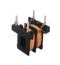 transformer with ee ef ferrite core / transformer winding manufacturer