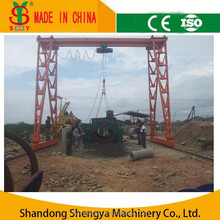 China Spigot and Socket type Concrete Pipe machine, Concrete pipe making machine